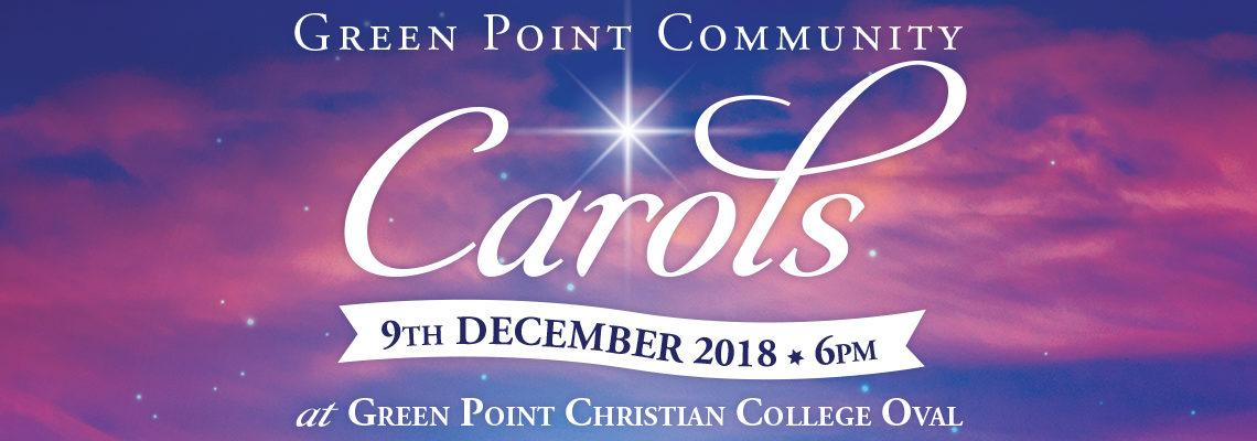 Green Point Community Carols Night