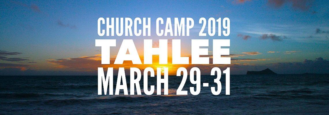 Church Camp 2019