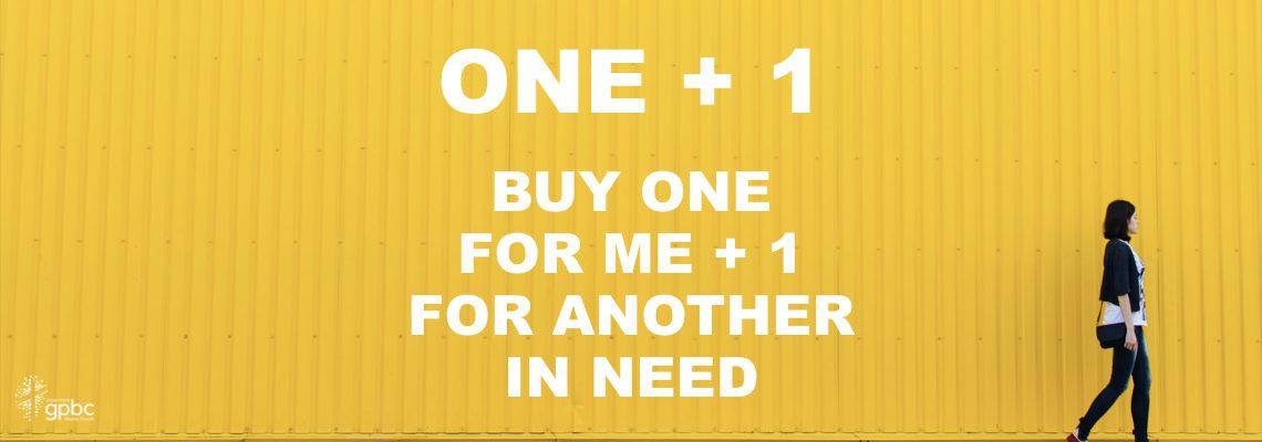 ONE + 1 Food Aid Initiative